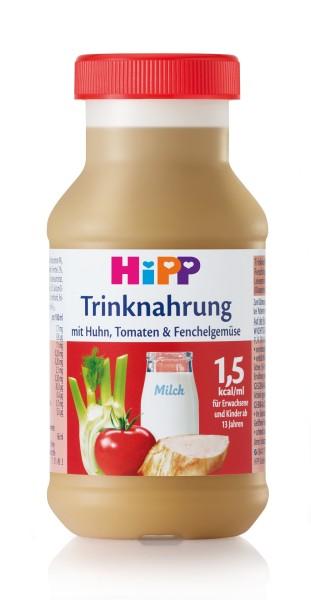 Hipp Trinknahrung Huhn/Tomate/Fenchel vollbilanziert 6 x 200 ml
