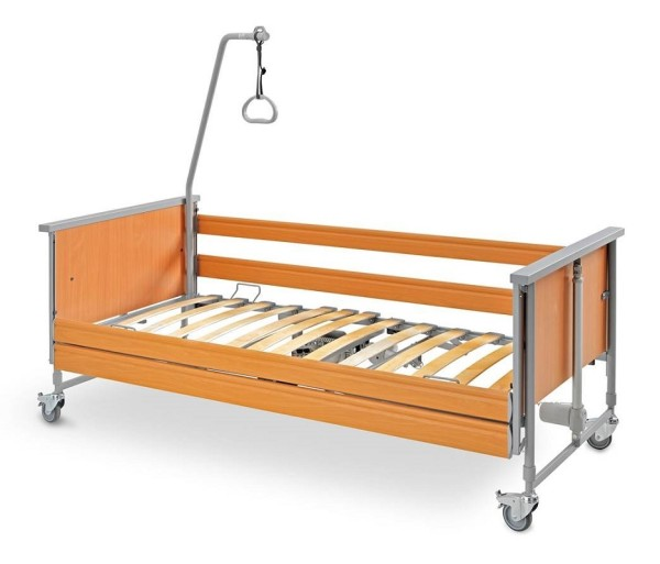 Pflegebett Hermann Bock domiflex 2 mit Push and Ready