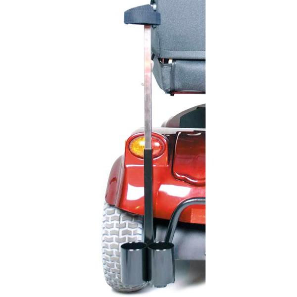 Stockhalter für Sunrise Medical Sterling Elektromobile
