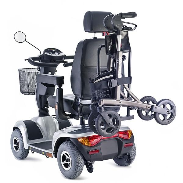 Halter für Rollator oder Gehgestell - Invacare Elektromobile