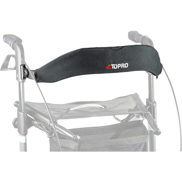 Rückengurt 2G mit Polster für Rollator Topro Troja 2G Premium, Troja Neuro und Odysse