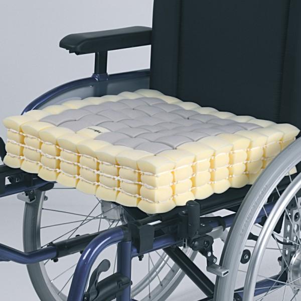 Rollstuhlkissen Kubivent Thera-Cubus Restposten