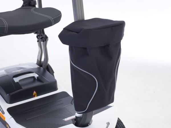 Tasche Invacare zur Montage an der Lenksäule für Elektromobil Scorpius
