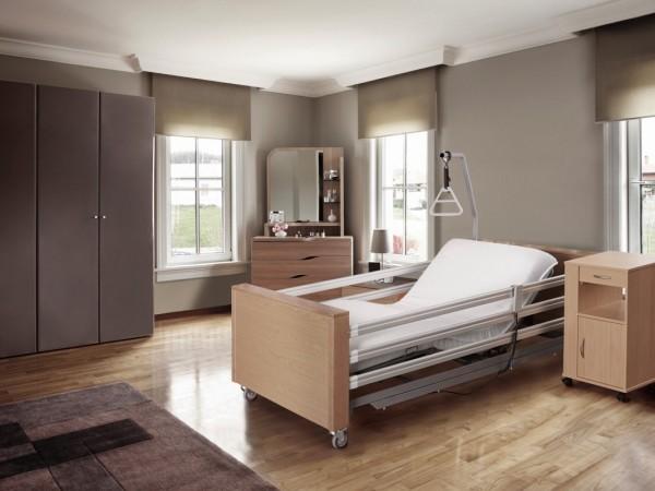 Pflegebett TekVor Care EcoFit Xtra