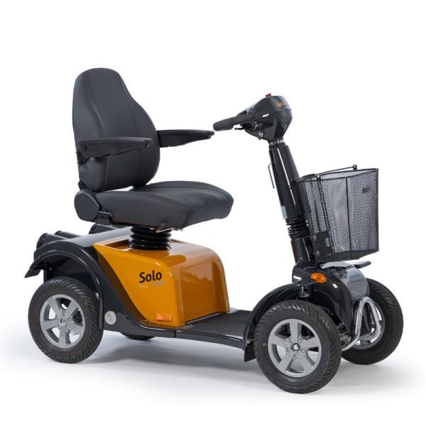 Elektromobil Life & Mobility Solo 4
