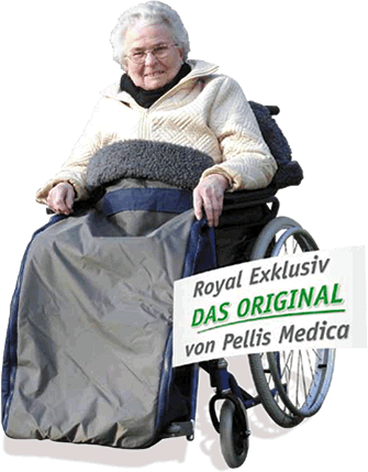 Schlupfsack Royal Exklusiv Vorführware