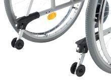 Antikipprollen für Bischoff & Bischoff Rollstühle