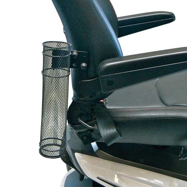 Stockhalter für Drive Elektromobile, Armlehnen-Montage