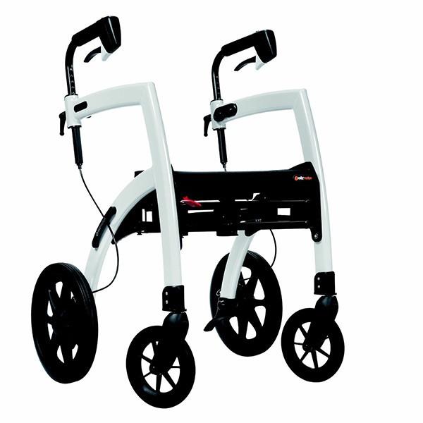 Rollz Motion ² faltbarer Rollator und Rollstuhl in einem Vorführware