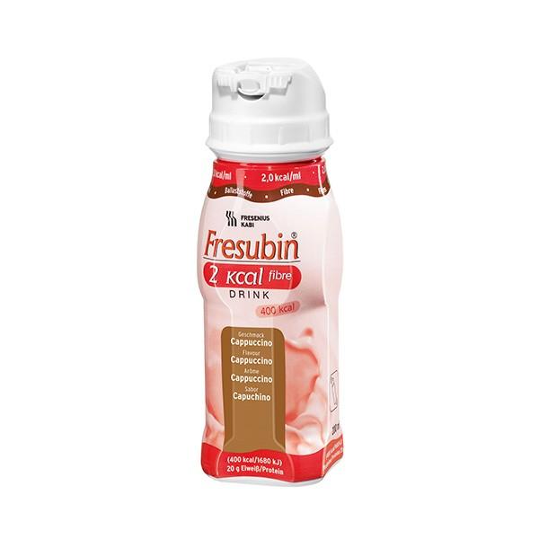 Trinknahrung Fresubin 2 kcal fibre DRINK Mischkarton PZN 0323341