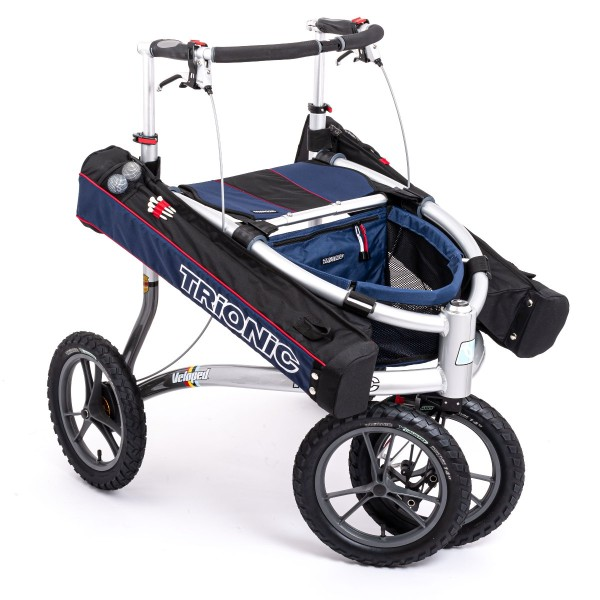 Rollator Trionic Veloped GOLF