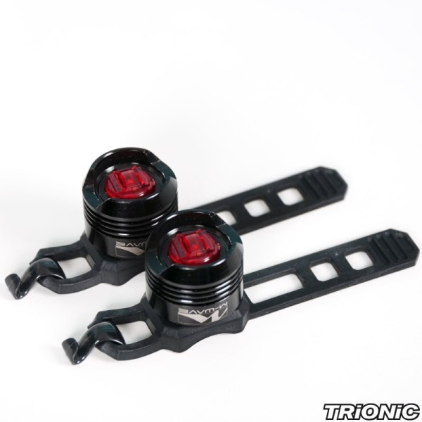 LED Rückleuchten Trionic für Walker Rollatoren (Paar)