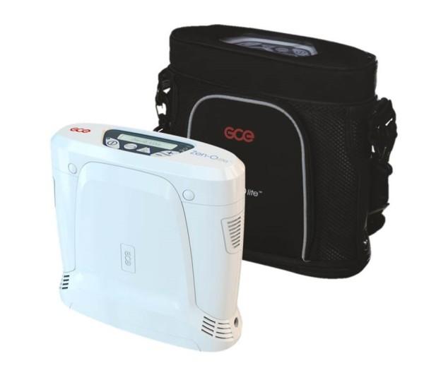 mobiler Sauerstoffkonzentrator GCE Healthcare Zen-O lite