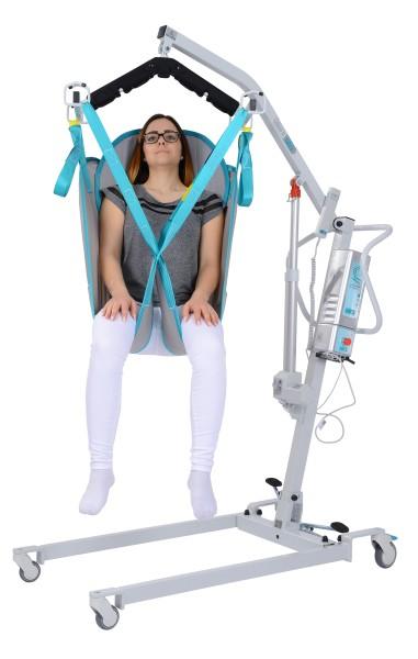Kopfstütze Standardgurt aks für Patientenlifter