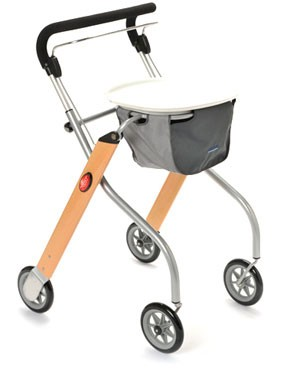 Trust Care Indoor Rollator Let´s Go Vorführware