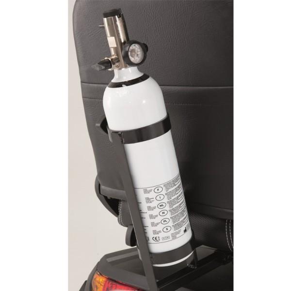 Halter Sauerstoffflasche Invacare Elektromobil