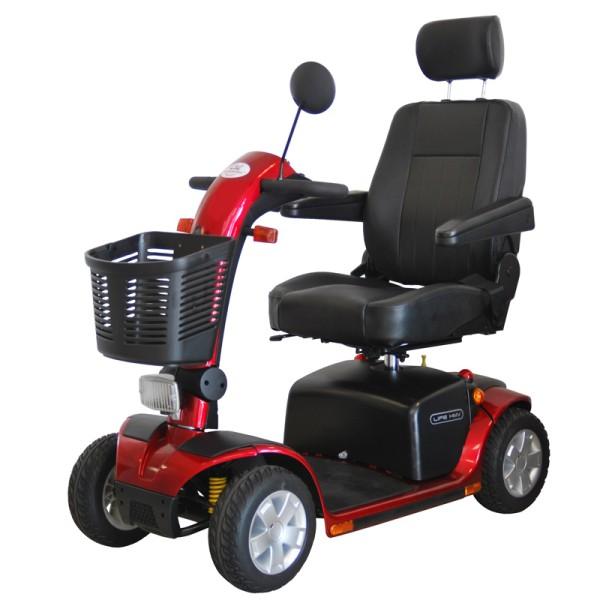Elektromobil Trendmobil LIFE HMV