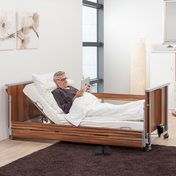 Pflegebett domiflex niedrig Classic