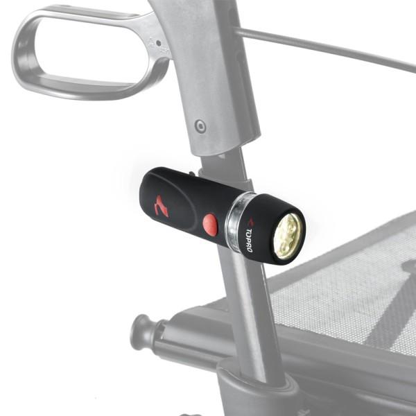 Lampe für Rollator Topro