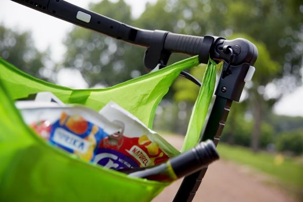 Taschenhaken für Rollator Topro rollz flex