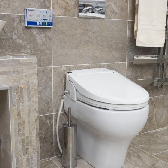 WC-Aufsatz Invacare Pure Bidet