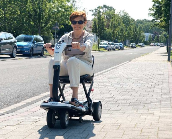 Elektromobil Pride Mobility Quest