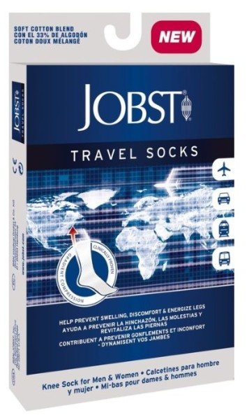 Reisekompressionsstrumpf Jobst Travel Socks