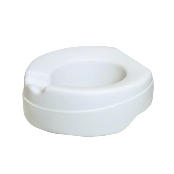 Toilettensitzerhöhung Careline Contact Soft 11cm
