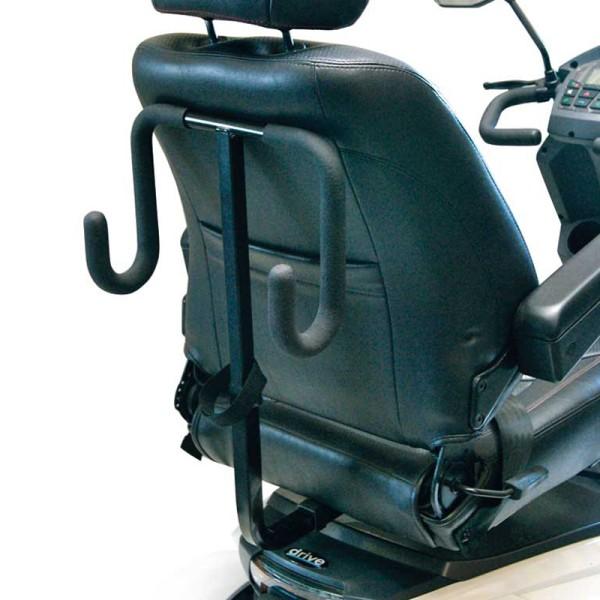 Halter für Gehhilfe und Rollator für Drive Elektromobile