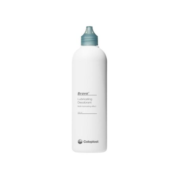 Coloplast Brava® Geruchsneutralisierendes Gleitgel 240 ml Flasche
