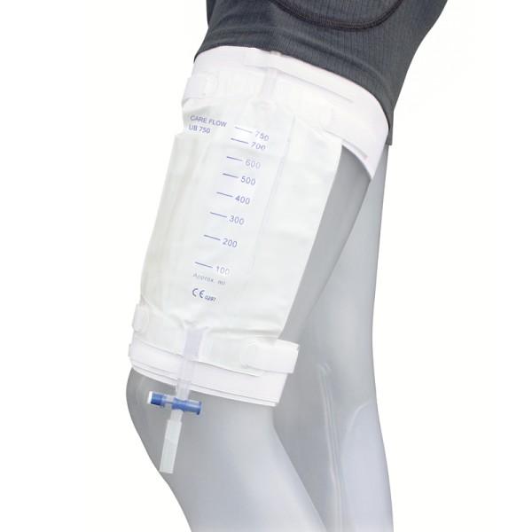 Kletthalteband für Urinbeutel GHC Care Fix universell