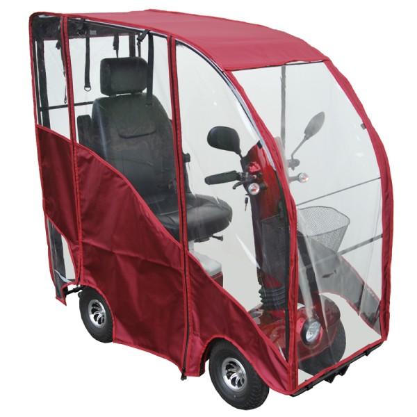 Wetterdach für Trendmobil Elektromobil Life HMV