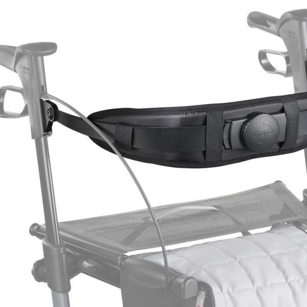Rückengurt mit Polster für Rollator Topro Troja 2G Premium