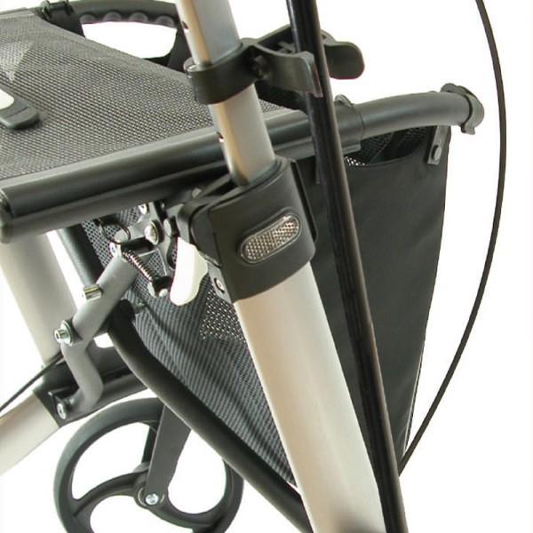 Stockhalter für Rollator Handicare Gemino