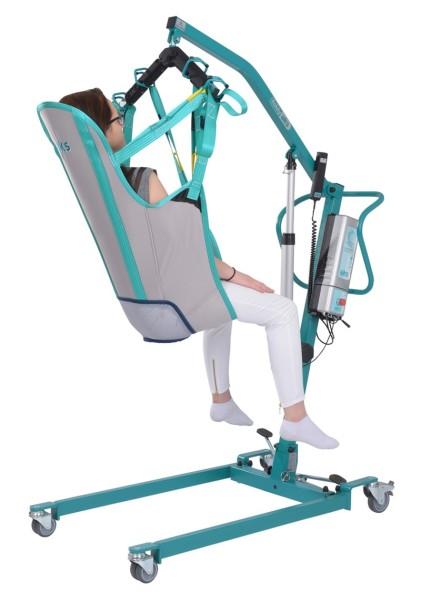 Standardgurt aks mit Rückenverstärkung und integrierter Kopfstütze