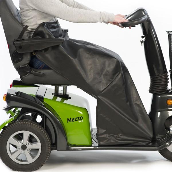Beinschutzdecke für Elektromobil Life & Mobility