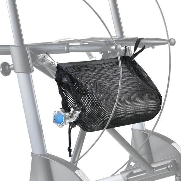 Netz für Sauerstoffflasche für Rollator Topro