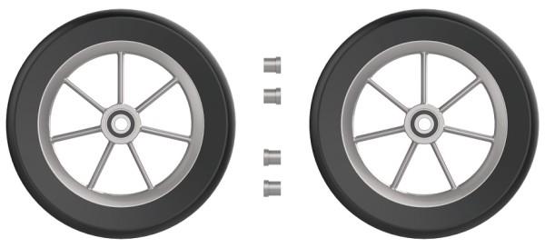 Softbereifung Radsatz für Rehasense Rollatoren