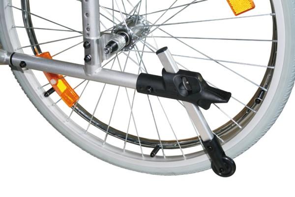Anti-Kipprolle für Trendmobil Rollstuhl