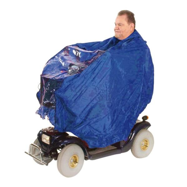 Regenumhang für Elektromobile